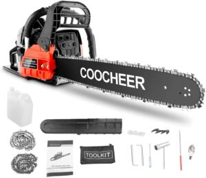 Coocheer Ladyiok Chainsaw