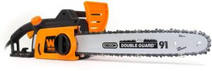 best electric chainsaw for large trees
