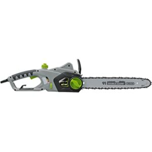 Earthwise CS30116 16-Inch Corded Electric Chainsaw
