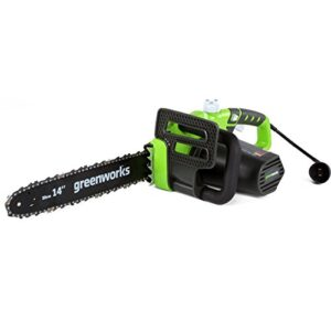 Greenworks 20222 14-Inch Electric Chainsaw