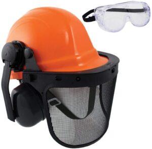 best helmet for chainsaw work