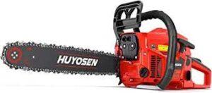 huyosen powerful gas chainsaw